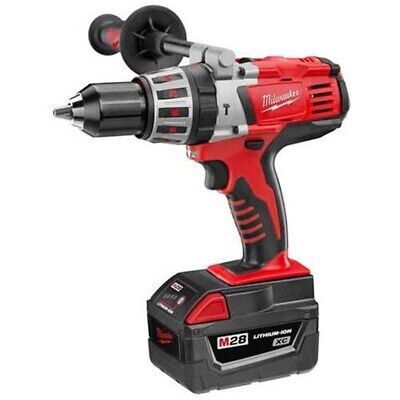 Milwaukee 0726-22 M28 12 Cordless Lithium-ion High Torque Hammer Drill