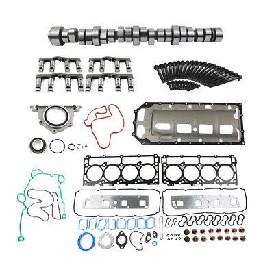 Camshaft+ MDS Lifters Kits For 06-08 5.7L Hemi Dodge Ram 2500 3500 Mega Quad Reg