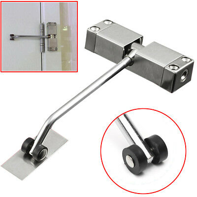 Adjustable Automatic Strength Spring Door Closer Hinge Fire Rated Channel