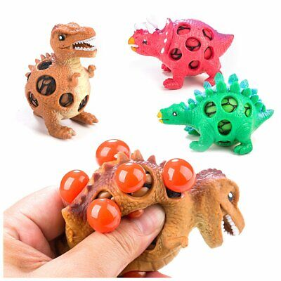 Dinosaur Stress Relief Toys for Kids and Adults: Best Stress Reduction Toy -