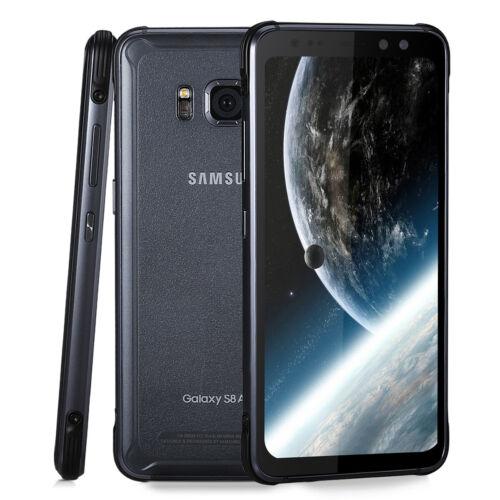 SAMSUNG GALAXY S8 ACTIVE G892A METRO GRAY 64GB AT&T + GSM UNLOCKED *NEW