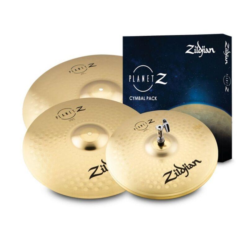 Zildjian Planet Z Complete ZP4PK Cymbal Set 14