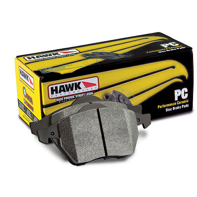Hawk Performance Ceramic Disc Brake Pads - -