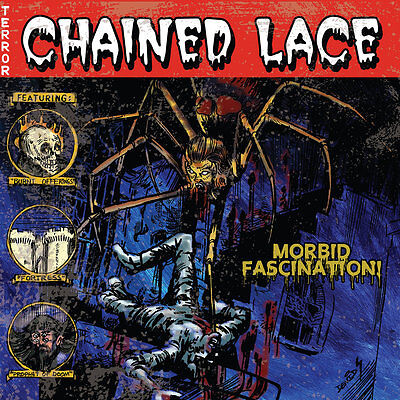 CHAINED LACE -  Morbid Fascination (NEW*LIM.500*US 80's DOOM METAL*THE OBSESSED) online kaufen