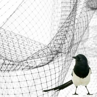 Red Anti Pájaros Protección Netting Nylon Para Huerta Plantas MT 2X10 (26711)