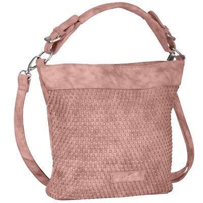 Fritzi aus Preußen Carlotta Tasche Handtasche Schultertasche rose 112308-0019