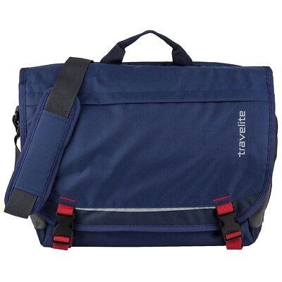 Travelite Basics Messenger Laptoptasche Umhängetasche Schultertasche 006908 Messenger-laptop-tasche