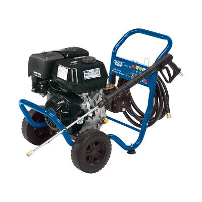 Heavy Duty Triplex Brass Pump 13HP 4 Stroke Engine 389cc Petrol Pressure Washer