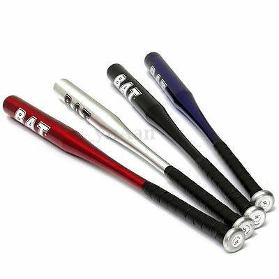 25 28 30 32 34'' Aluminium Metal Softball Baseball Bat Light Weight Youth Sports