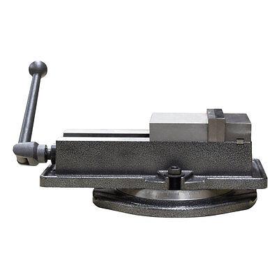 5 Milling Machine Vise Swivel Base Precision Matthews Free Shipping
