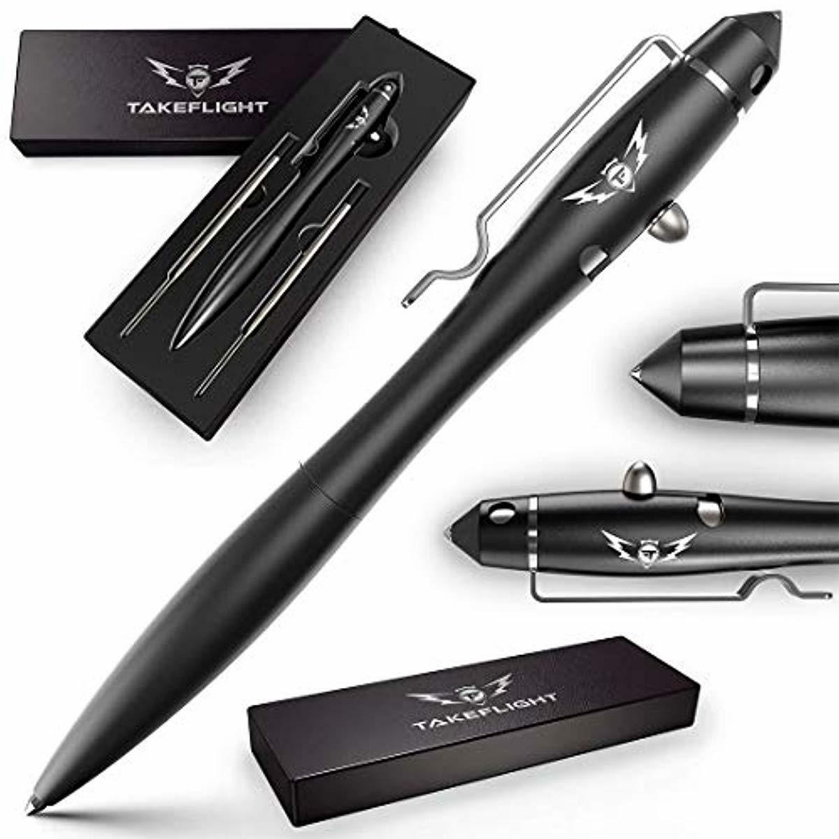 Tactical Pen Bolt Action Pen - EDC Pen for Self Defense for