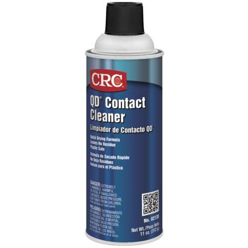 CRC 02130 QD ® Contact Cleaner, 11 Wt Oz NEW