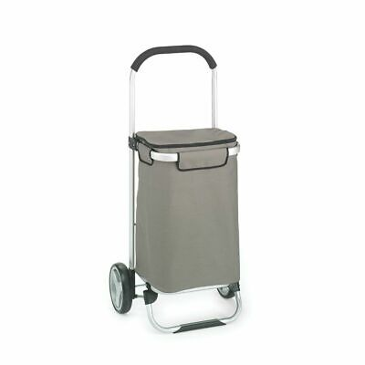 Portable Folding Shopping Cart For Market Grocery Trolley Rolling Shopping Bag
