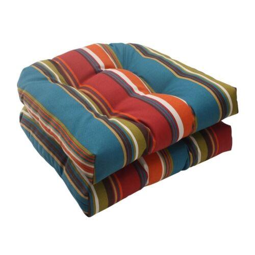 Lawn Chair Cushions Kitchen Wicker Seat Pillows Patio