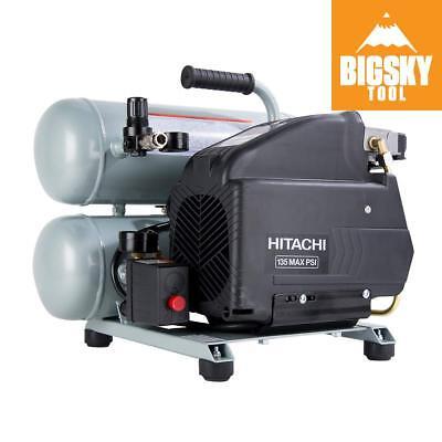 Hitachi EC99S 4-Gallon Air Compressor (Recon Grade (Hitachi Air Tool Air Compressor)