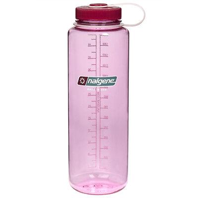15df248ab2 Nalgene Tritan Wide Mouth Water Bottle - 48 oz. - Cosmo/Beet Red