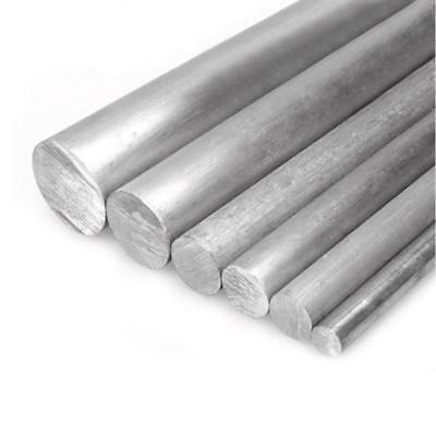 Us Stock 10pcs 5mm Dia X 250mm Long .19685 X 9.84 Aluminum 6061 Round Rod Bar