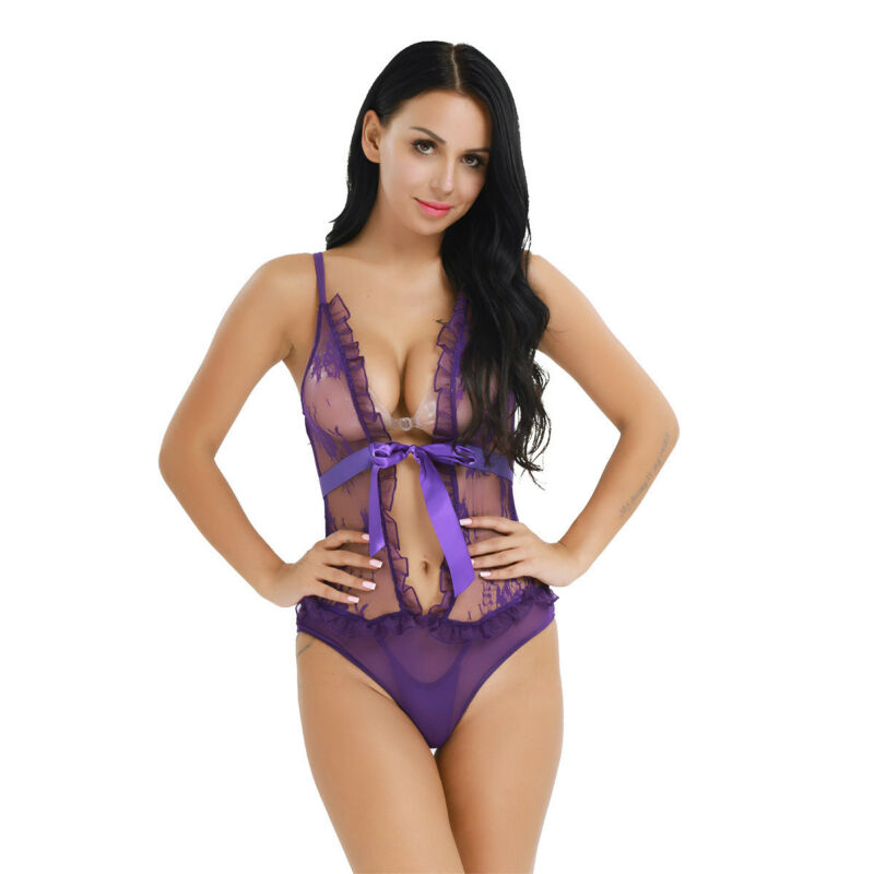 882078382e2 Set Include  1Pc Thong Leotard Condition  New with tag. Material  Polyamide  Color  Black