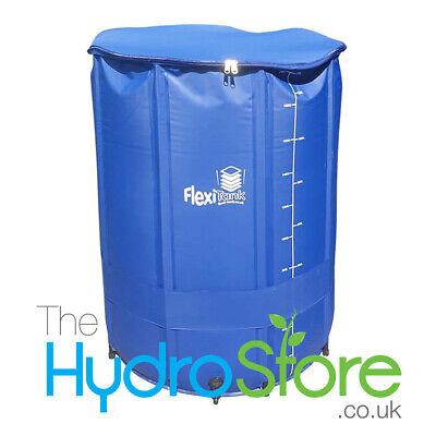Autopot FlexiTank 750 Litre Flexible Fold Up Water Storage Collapsible Butt Tank