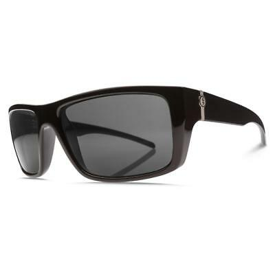 Electric Visual Sixer Gloss Black / OHM Grey Sunglasses