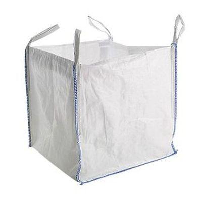 20 LargeJumbo Bags One Tonne Ton FIBC Dumpy Builder Garden Rubble Aggregate Sack