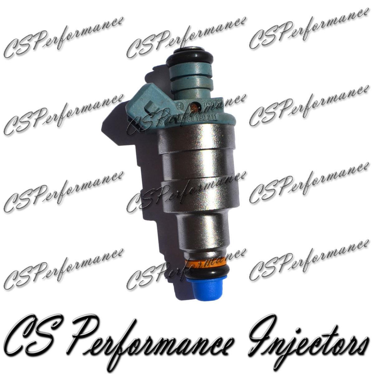 OEM Bosch Fuel Injectors Set 0280150217 Rebuilt by Master ASE Mechanic USA 6