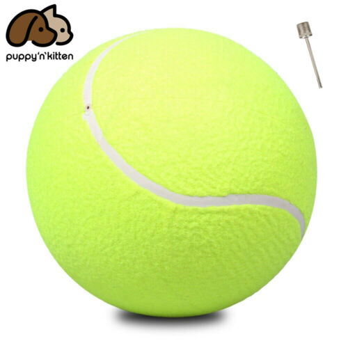 "9.5"" Large Pet Dog Tennis Ball Thrower Chucker Launcher Play Toy Jumbo Size"