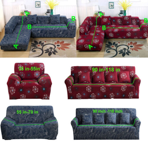 Stretch Chair Sofa Cover Protector Couch Cover Slipcover Fit