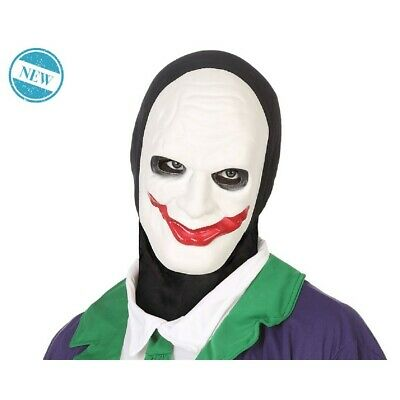 Maske Clown Jocker Clown Halloween Kostüm Karnevalskostüm Phantasie