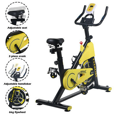 Home Gym Spinning Exercise Fitness Bike Fitness Cardio Workout Machine