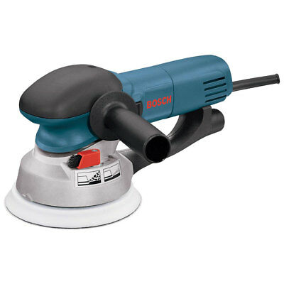 "Bosch Tools 1250DEVS 6"" Dual-Mode Random Orbit Sander New"