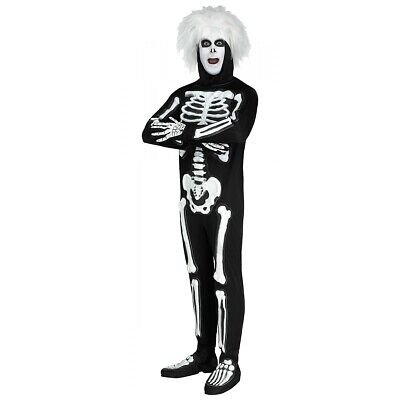 Beat Boy Skeleton SNL Funny David Pumpkins Costume - Funny Boy Kostüme