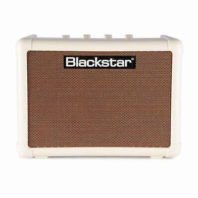 Blackstar Fly 3 FLY3ACOU Acoustic Guitar Amplifier.  Free U.S. Shipping.
