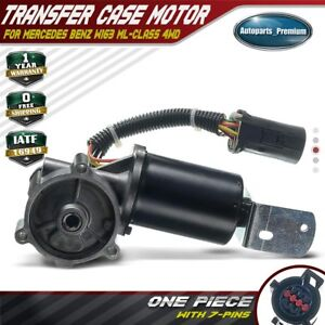 Transfer Case Shift Motor for 98-05 Mercedes-Benz ML320 ML350 ML500 4WD 600-810