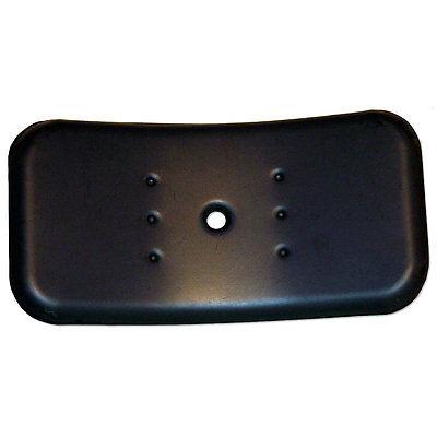 Metal Seat Back Rest Ib Rc Wc Wf  U2743 Allis Chalmers Black 071