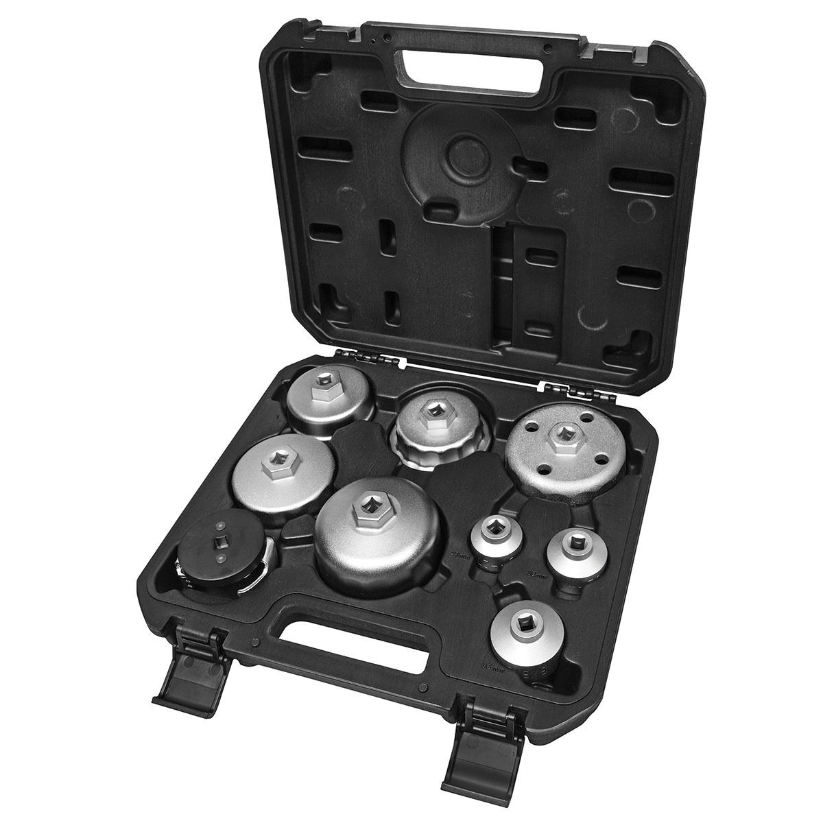 Oil Filter Removal Socket & Cup Set US PRO Tools 3030