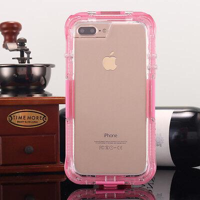 Shockproof Dirt Proof Waterproof Best Case Full Cover F Apple iPhone 7 6s 8 Plus