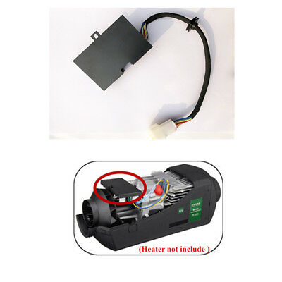 1x Control Board Accessories Motherboard Black For 12V 2KW Diesel Air Heater for sale  Shipping to Ireland