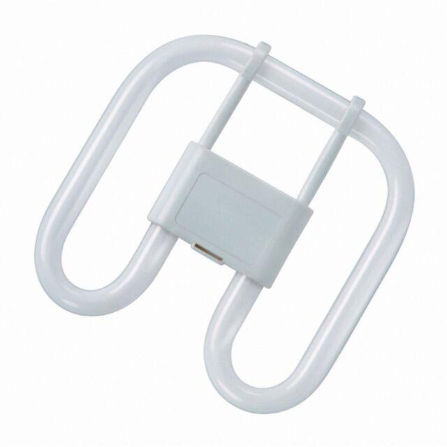 Osram Kompaktleuchtstofflampe CFL SQUARE 2 pins - GR8, 835 Weiß - 16W - Lampe