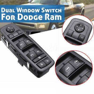 Power Window Lock Mirror Switch Driver Side For Dodge Ram 2009 -2012 4602863AD
