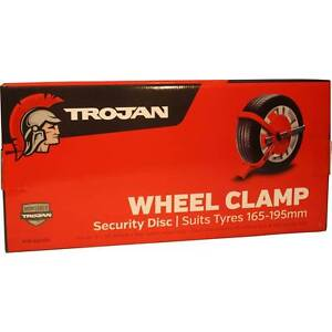 Brand new Trailer Wheel Clamp / Lock Chifley Woden Valley Preview