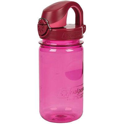 Nalgene Kids OTF Bottle, Pink, 12 oz