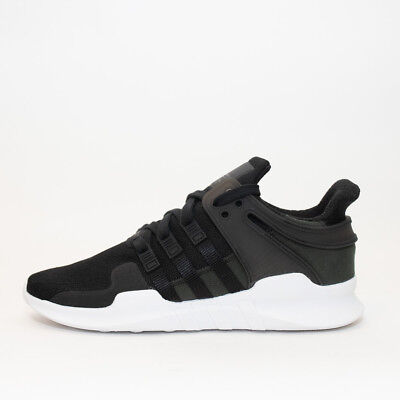 Mens Adidas EQT Support ADV Black Trainers (TGF13) RRP £94.99