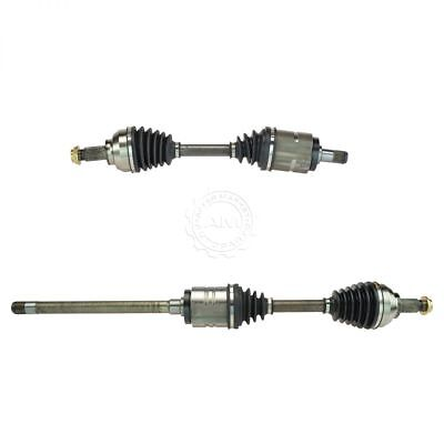 Front CV Joint Axle Shafts Pair Set for 01-05 BMW 325Xi 330Xi AWD 4WD