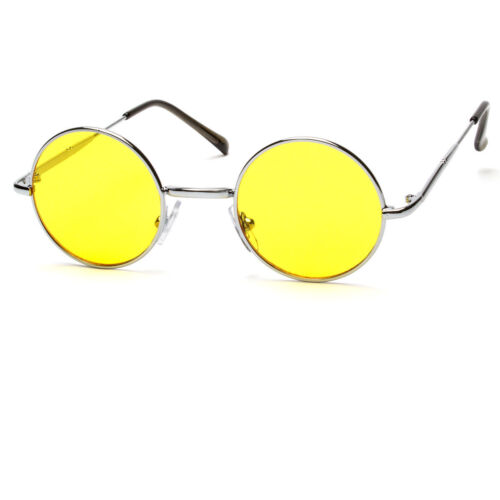 17735c84796 John Lennon Vintage Retro Classic Circle Round Sunglasses Men Women Color q