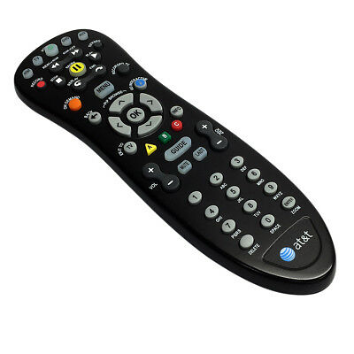 At&t Uverse U-Verse Universal Remote Control for ATT S10-S1 S10-S2 S10-S3 S10-S4