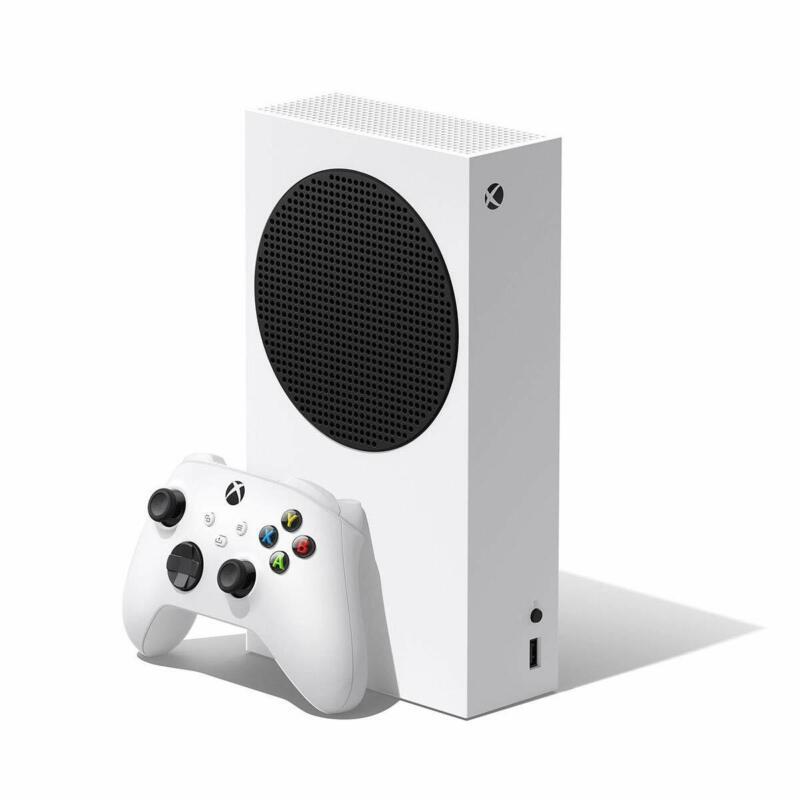 Microsoft RRS-00001 Xbox Series S - White