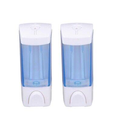 2x Desinfektionsmittelspender Hand Automatik Seifenspender mit Sensor 500ml DE