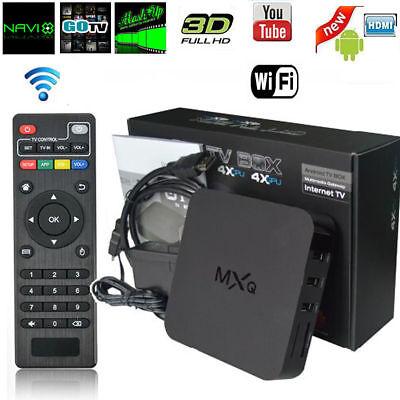 Smart TV Box MXQ S805 Android 4.4 Quad Core Kodi Media Streamer 1G+8G WIFI 1080P