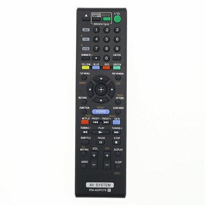 Ersatz Fernbedienung für Sony BDV/E2100 Receiver/Stereoanlage (Surroundsystem)